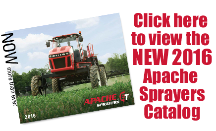 2014 Apache Sprayers Catalog