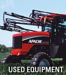 High Plains Apache Used Equipment